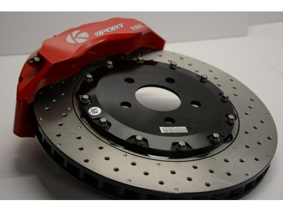 K-Sport Rear Brake Kit 356mm
