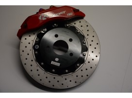 Ksport Rear Brake kit + handbrake 356mm