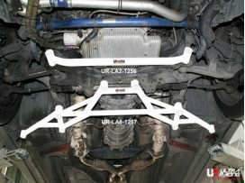 Nissan 350Z 02-08 UltraRacing 8-Point Front H-Brace 1257