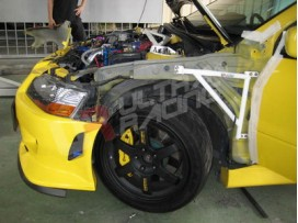 Mitsubishi EVO 7/8/9 UltraRacing 3-Point Fender Brackets
