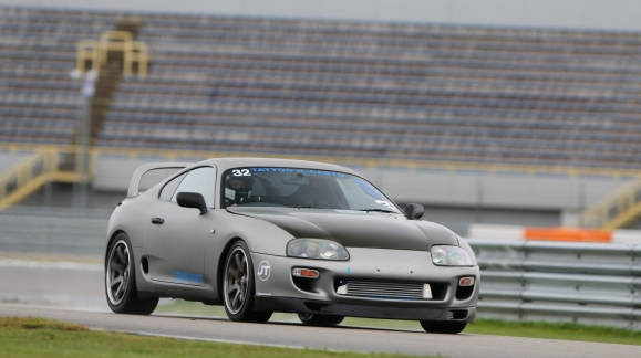 Toyota Supra MKIV Twin turbo